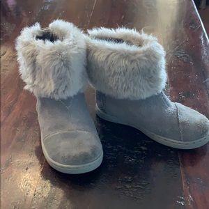 Sz8 Toms boots - EUC!!